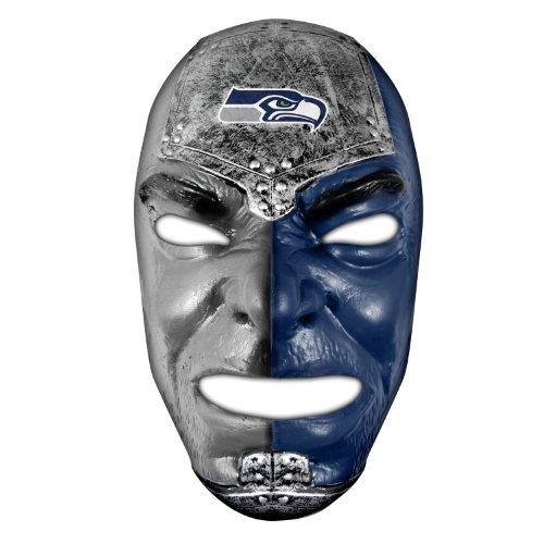 Franklin Sports NFL Seattle Seahawks Team Fan Face Mask (Football Fan Hats compare prices)