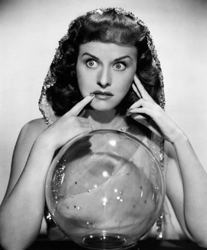 The Crystal Ball Starring Paulette Goddard
