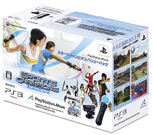 【ゲーム 買取】PlayStation Move スポーツチャンピオン バリューパック