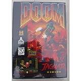 Doom Jaguar Atari Video Game 64 Bit
