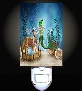 Mermaids Little Treasure Decorative Night