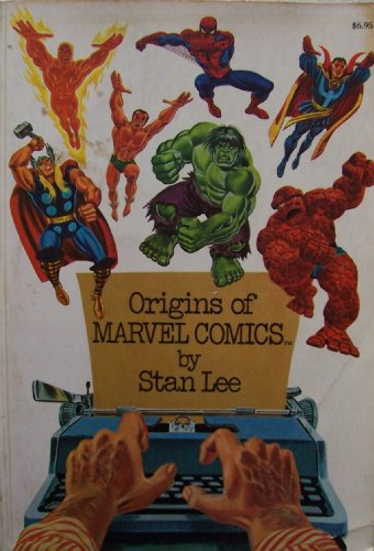 Origins of Marvel Comics [ 1974 ] by Stan Lee, Mr. Media Interviews