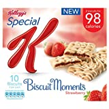 Kellogg's Special K Biscuit Moments Strawberry 6x5x25g