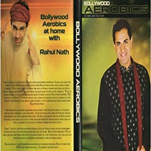 Bollywood Aerobics At Home with Rahul Nath