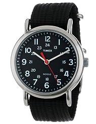 Timex T2N647 Weekender Watch Black