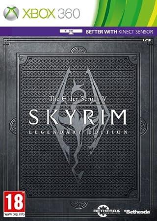 The Elder Scrolls V: Skyrim Legendary Edition (Xbox 360)