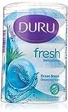 Duru Fresh Sensations Body Wash, Ocean Breeze, 16.2 Ounce