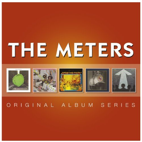 The Meters-Original Album Series-5CD-FLAC-2014-DeVOiD Download