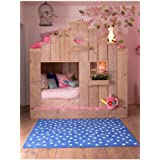 lit cabane enfants. Black Bedroom Furniture Sets. Home Design Ideas