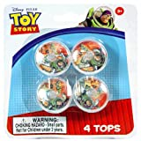 Toy Story Spinning Tops (1) Party Accessory