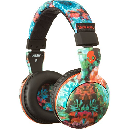 Click to buy Skullcandy Hesh 2.0 Headphones with Mic 8 Bit Granny Floral/Black/Red, One Size - From only $224.75