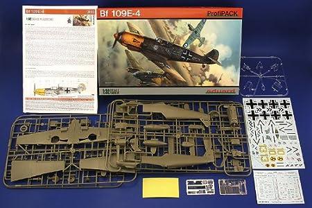 Eduard Kits en plastique ProfiPack 3003modèle Avion Messerschmitt Bf 109e-4