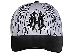 Huntsman Era YM white baseball caps / snapback caps for man / caps for boys / Ny caps