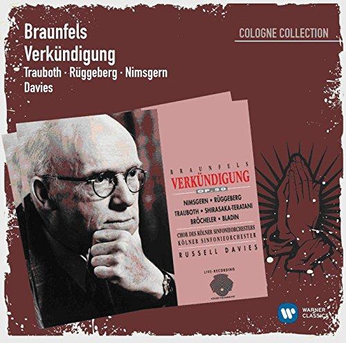 CD : Dennis Russell Davies - Verkundigung Op. 50 Annunciation (2PC)