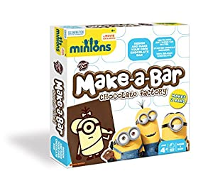 Re:Creation Minions Make-A-Bar Chocolate Factory Twin Pack
