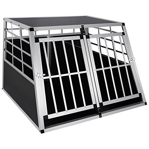 hundetransportbox aluminium. Black Bedroom Furniture Sets. Home Design Ideas