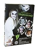 Schminkmasken zur Geisterstunde, für 120 Masken