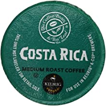 Coffee Bean and Tea Leaf Coffee, Costa Rica K-Cups, 88-Count, 3.69kg