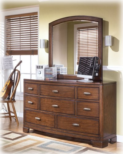 Alea Brown Youth Bedroom Dresser