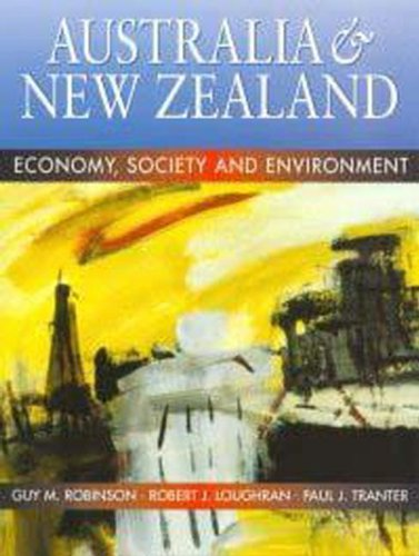 Australia and New Zealand: Economy, Society and Environment