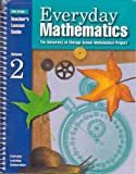 Everyday Mathematics: Teachers Lesson Guide, Volume 2, Grade 5