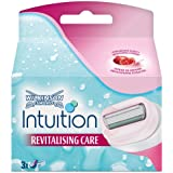 Wilkinson Sword Intuition Plus Pomegranate Womens Razor Blades - Pack of 3