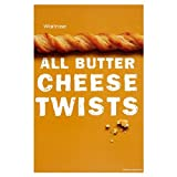 All Butter Savoury Gruyere Cheese Twists Waitrose 125g