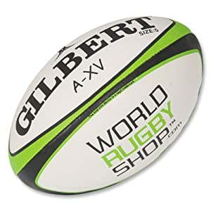 Buy Gilbert WRS A XV Training Rugby Ball (Size 5) by Gilbert