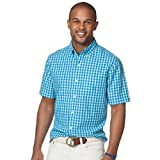 Chaps Men's Checked Button-Down Shirt