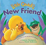 Lauren Thompson Little Quack's New Friend (Classic Board Books)