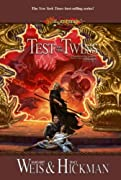 Test of the Twins: Legends, Volume Three: 3 (Dragonlance Legends) by Margaret Weis, Tracy Hickman cover image