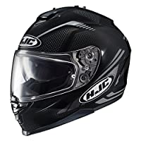 HJC IS-17 Spark Full-Face Motorcycle Helmet (MC-1, Medium) from HJC