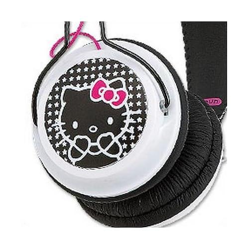 Hello Kitty ハロー キティー Black Comic Popの写真02。おしゃれなヘッドホンをおすすめ-HEADMAN(ヘッドマン)-