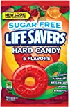LifeSavers Sugar Free 5 Flavor Hard C…