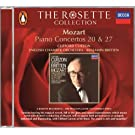 Mozart: Piano Concertos Nos.20 & 27