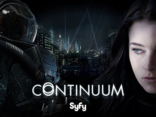 Continuum, season 4