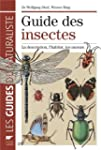 Guide des insectes : La description,...