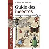 Guide des insectes : La description, l'habitat, les moeurspar Wolfgang Dierl