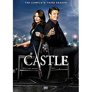 Castle: The Complete Third Season on DVD