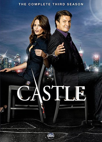 DVD : Castle: The Complete Third Season (, Dolby, AC-3, Widescreen, 5 Disc)