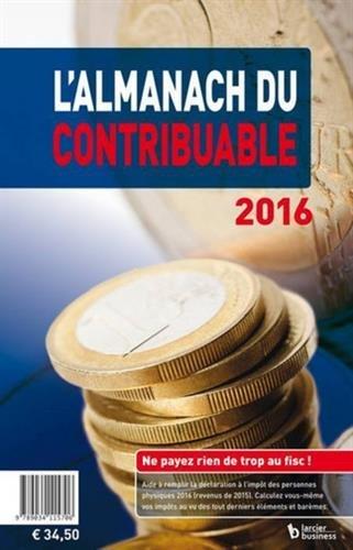 L'almanach du contribuable