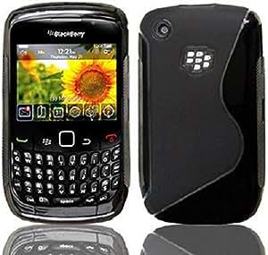 Lively Back Cover for Blackberry Curve 8520