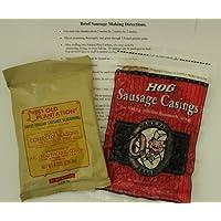 A.C. Legg INC Sweet Italian Sausage Seasoning with DeWied HomePack Hog Casings