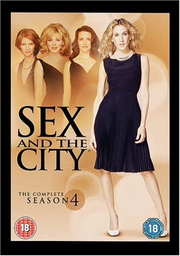 Sex And The City : Complete Season 4 [DVD]