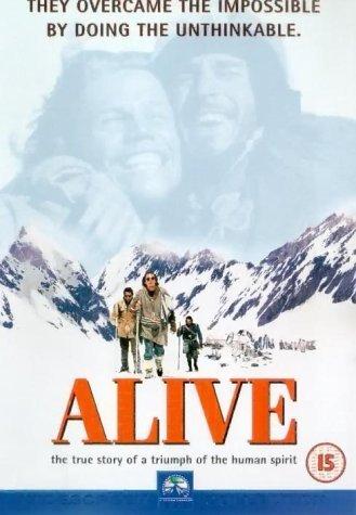 Alive [DVD] [1993] by Ethan Hawke