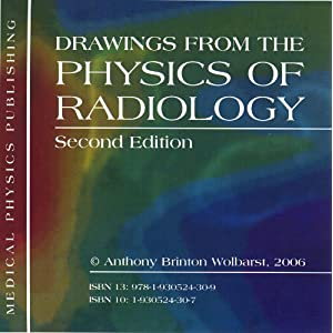 Line Drawings from Physics of Radiology