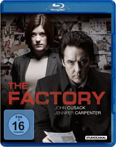 The Factory [Blu-ray]