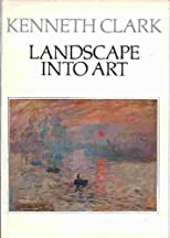 Landscape into Art (Icon Editions)