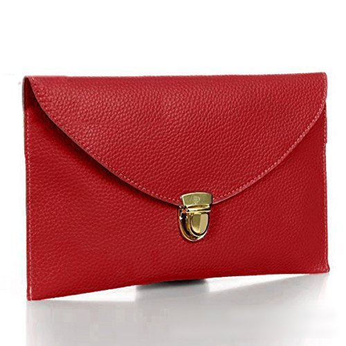 imayson-womens-envelope-clutch-handbag-shoulder-sling-bagdeepred