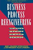 img - for Business Process Reengineering: Breakpoint Strategies for Market Dominance by Henry J. Johansson (1994-10-01) book / textbook / text book